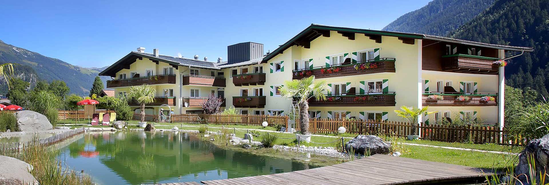 Nationalparkhotel-Klockerhaus-Header